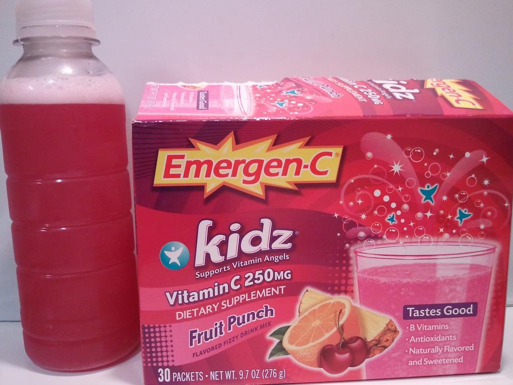 Is emergen c good
