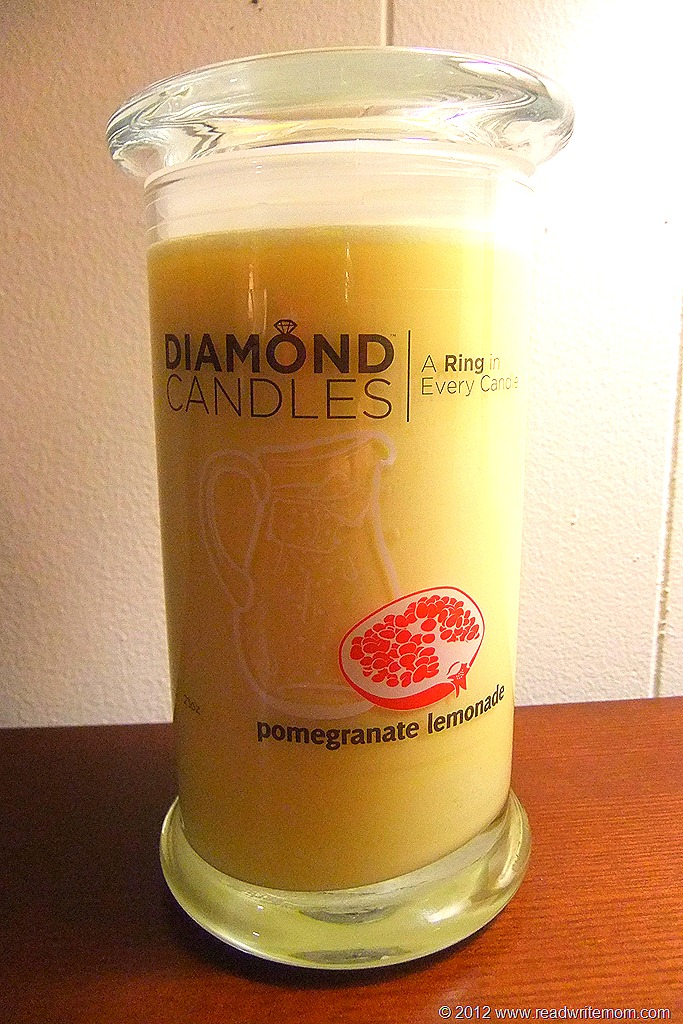 diamond candles a ring in every candle. Black Bedroom Furniture Sets. Home Design Ideas
