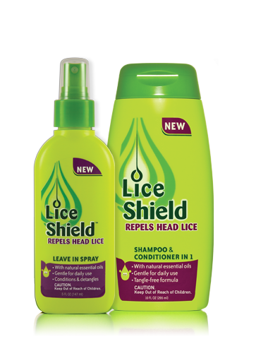 Lice Shield Back To School Giveaway