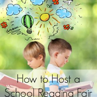 How To Host A School Reading Fair