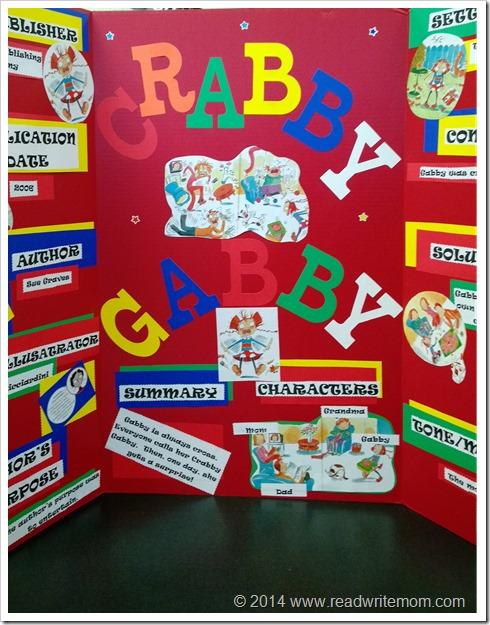 reading fair crabby gabby