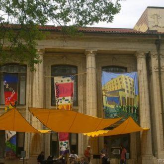 Crosstie Arts & Jazz Festival- 2014