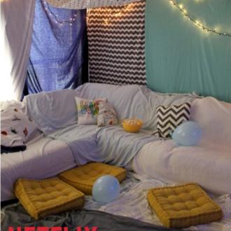 TGIF: Pizza And A Movie- Netflix #StreamTeam