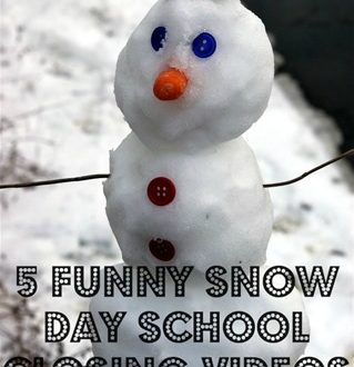 5 Funny Snow Day School Closing Videos