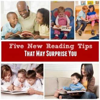 Family Reading Tips That May Surprise You