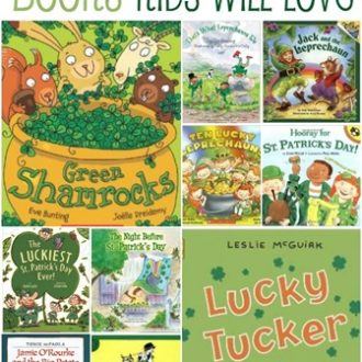 St. Patrick's Day Books For Kids- Fun Ways to Learn Irish Customs