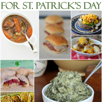 10 Delicious St. Patrick's Day Dinner Recipes