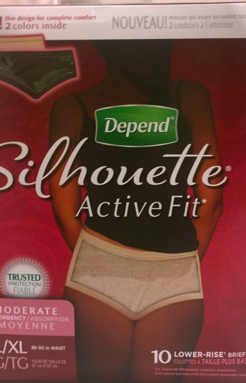 Silhouette briefs free sample