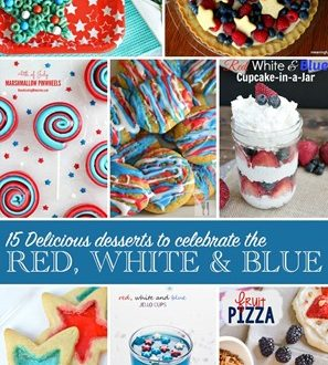 Delicious 4th of July Dessert Ideas