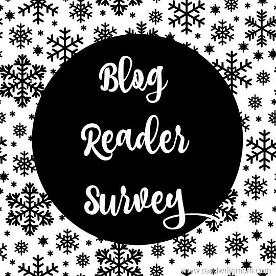 blog reader survey