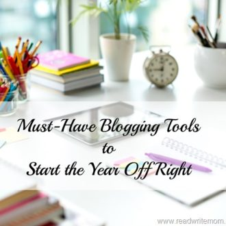 Must-Have Blogging Tools to Start the Year Off Right