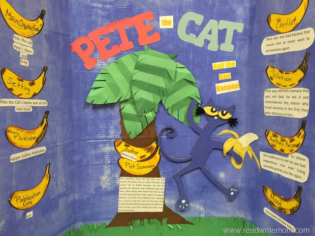 pete the cat reading fair