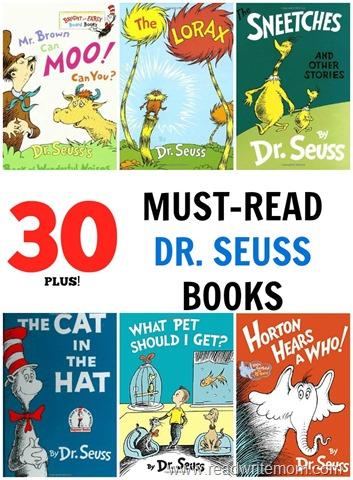 How many books dr seuss write