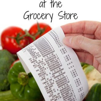 How to Stick to a Budget at the Grocery Store