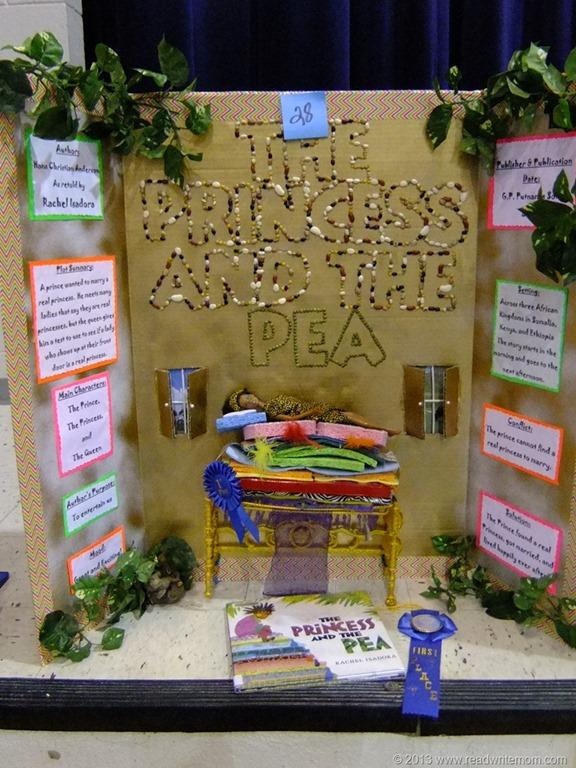 reading fair project ideas