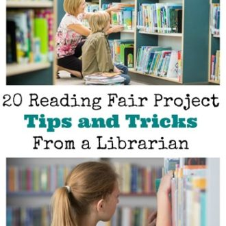 20 Reading Fair Project Tips and Tricks From a Librarian