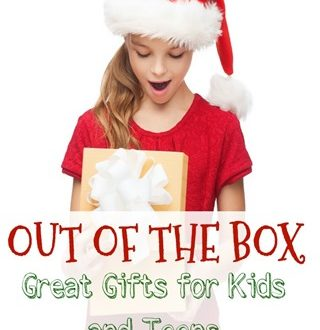Out of the Box- Unique Gifts for Kids and Teens