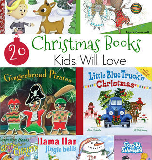 20 Christmas Books Kids Will Love This Holiday Season
