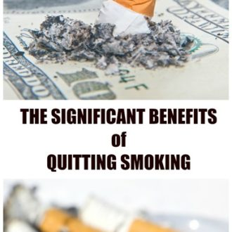 Significant Benefits of Quitting Smoking