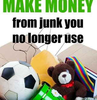 3 Ways to Make Money from Junk You No Longer Use