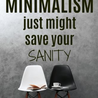 Becoming a Minimalist Might Just Save Your Sanity