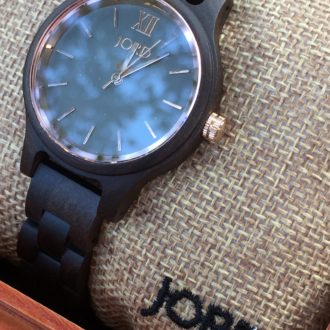 Keeping Perfect Time with Jord Wooden Watches