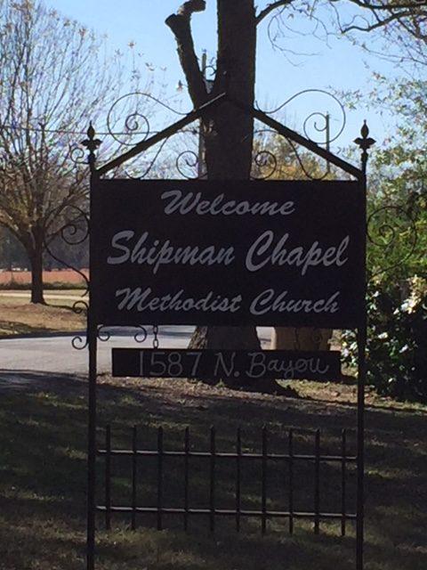 shipman chapel